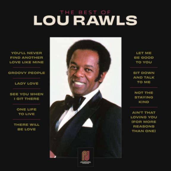 Lou Rawls The Best of Lou Rawls LP 2021