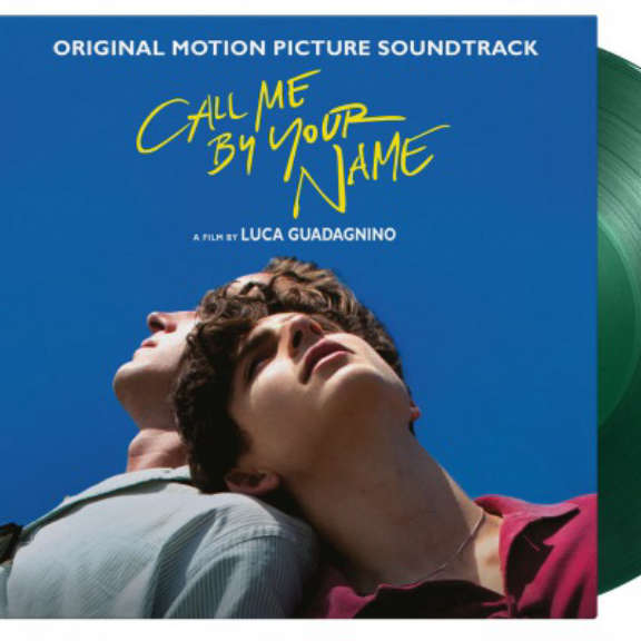 Various Soundtrack : Call Me By Your Name (coloured) LP 2021