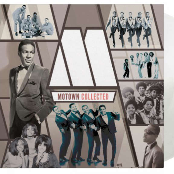 Various Motown Collected (coloured) LP 2021