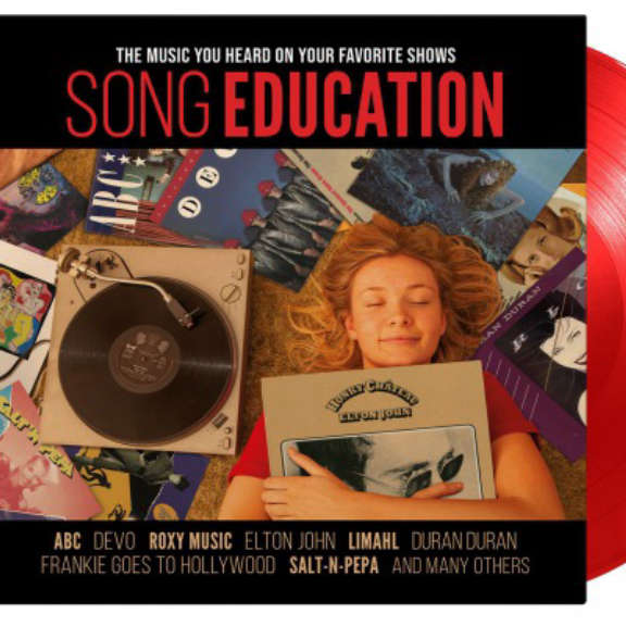 Various Song Education (coloured) LP 2021
