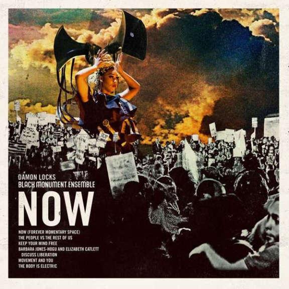 Damon Locks & Damon Lock's Black Mountain Ensemble Now LP 2021