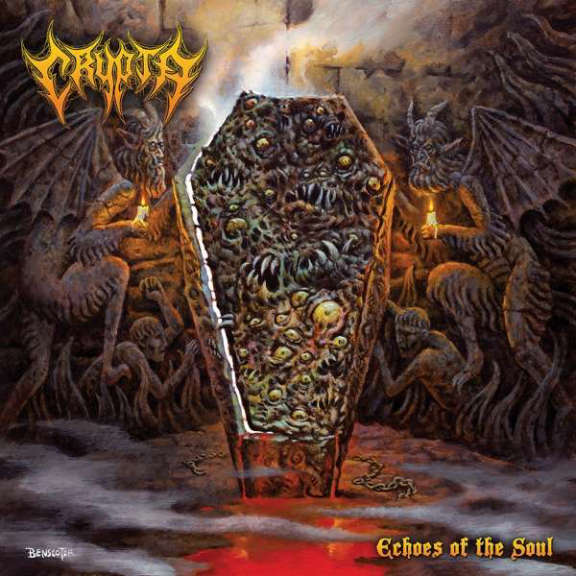 Crypta Echoes Of The Soul LP 2021