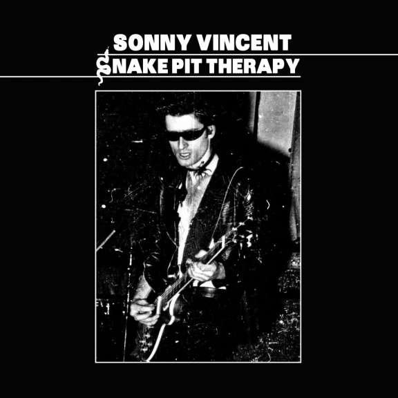 Sonny Vincent Snake Pit Therapy (black) LP 2021