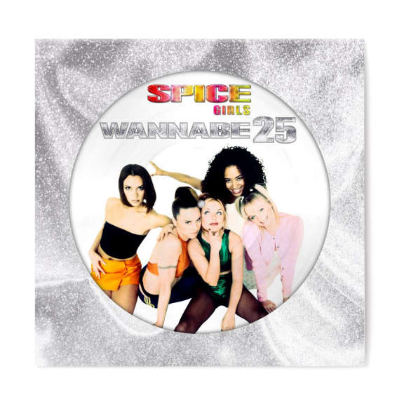 Spice Girls Wannabe (25th anniversary) (picture disc) LP 2021