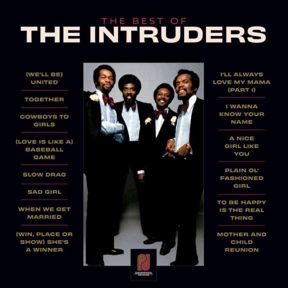 Intruders The Best of the Intruders LP 2021