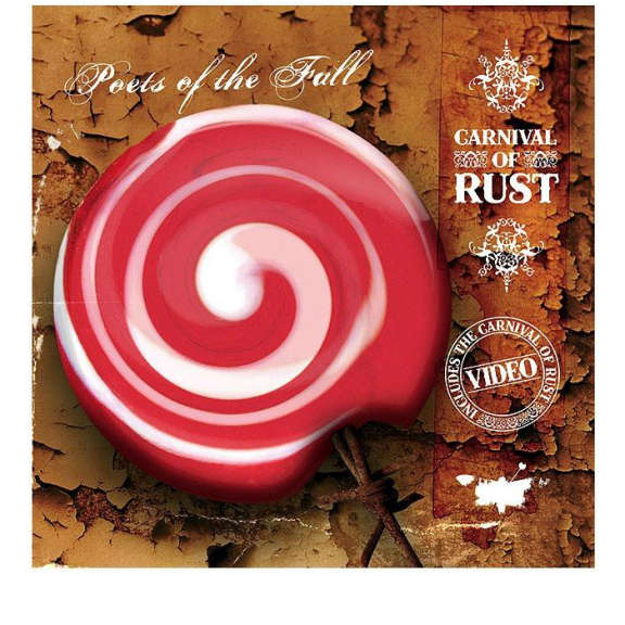 Poets of the Fall Carnival of Rust LP 2021