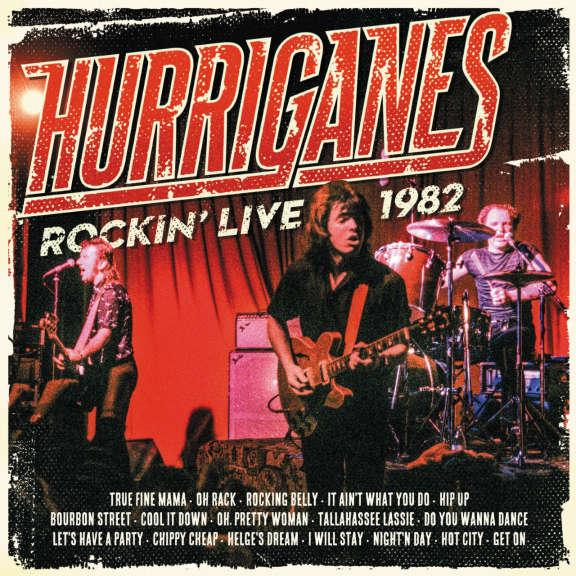 Hurriganes Rockin' Live 1982  Oheistarvikkeet 2021