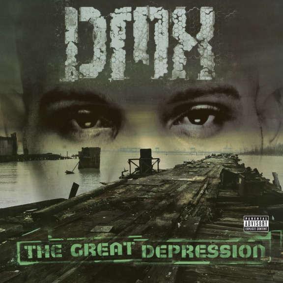 DMX The Great Depression LP 2021