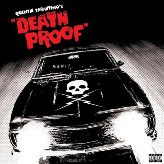 Various Soundtrack : Quentin Tarantino's Death Proof (coloured) LP 2021