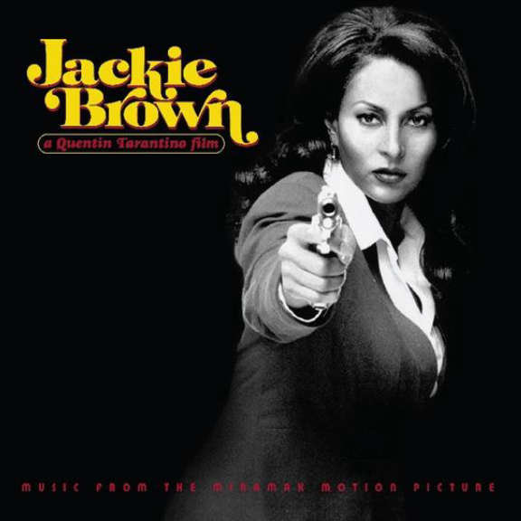 Various Soundtrack : Jackie Brown: Music From The Miramax Motion Picture (coloured) LP 2021