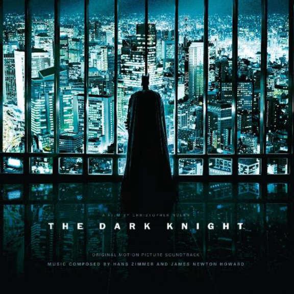 Hans Zimmer & James Newton Howard Soundtrack : The Dark Knight (coloured) LP 2021