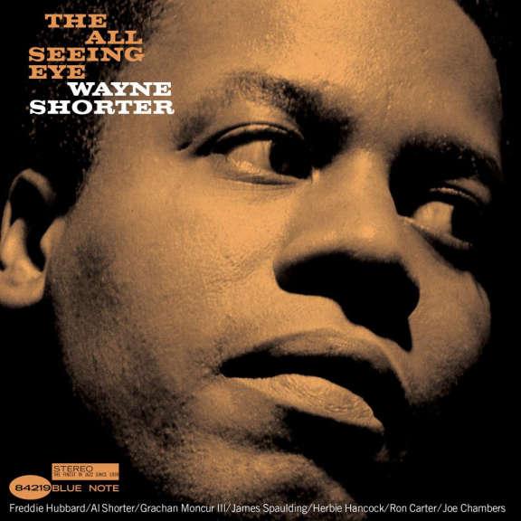 Wayne Shorter The All Seeing Eye LP 2021