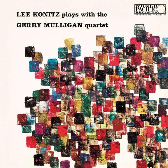 Lee Konitz Lee Konitz Plays With The Gerry Mulligan Quartet LP 2021