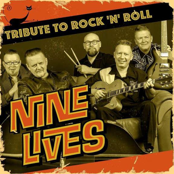 Nine Lives Tribute To Rock 'n' Roll LP 2021