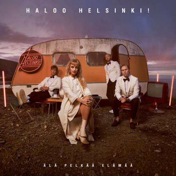 Haloo Helsinki! Älä pelkää elämää Oheistarvikkeet 2021