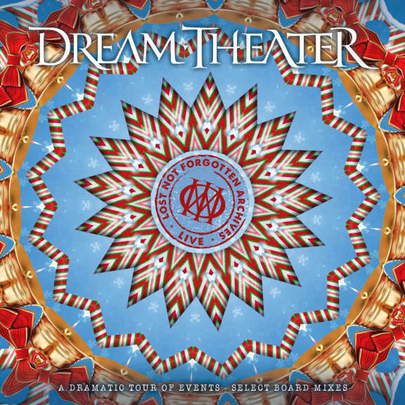 Dream Theater Lost not Forgotten Archives: A Dramatic Tour of Events - Select Board Mixes (black)) LP 2021