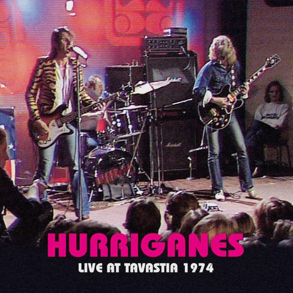 Hurriganes Live At Tavastia 1974 (RED) LP 2021