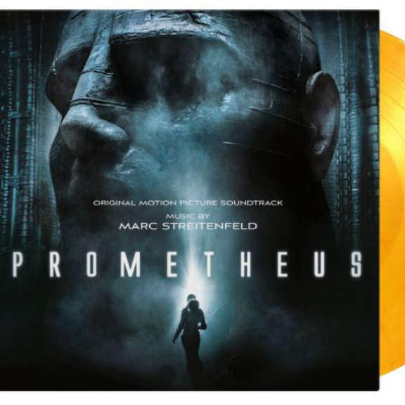 Marc Streitenfeld (various artists) Soundtrack : Prometheus (flaming) LP 2021