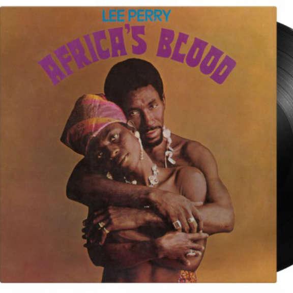 Lee Perry Africa's Blood (black) LP 2021