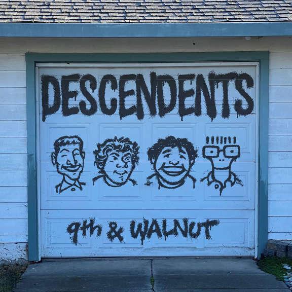 Descendents 9th & Walnut (black) LP 2021