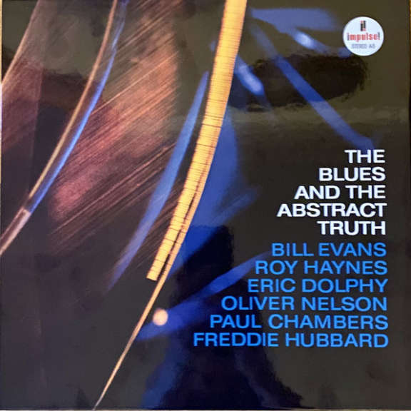 Oliver Nelson The Blues And The Abstract Truth LP 0