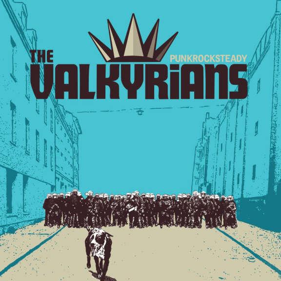 Valkyrians Punkrocksteady (coloured) LP 2021