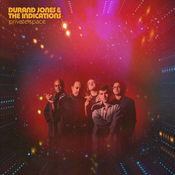 Durand Jones & The Indications Private Space (black) LP 2021
