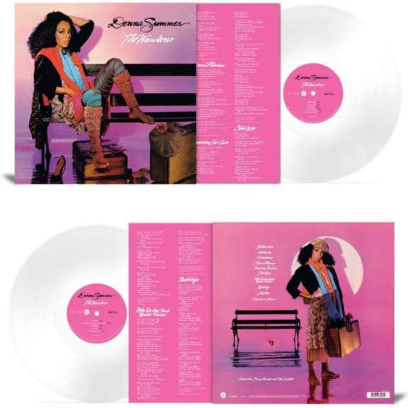Donna Summer Wanderer (coloured) LP 2021