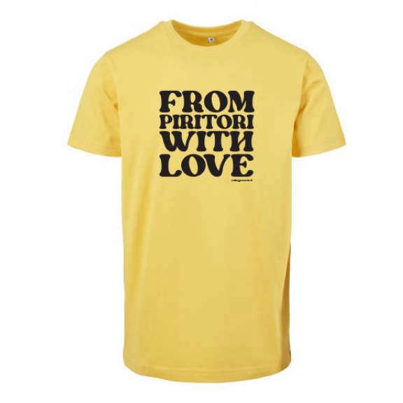 Piritori T-paita Taxi Yellow  Oheistarvikkeet 0