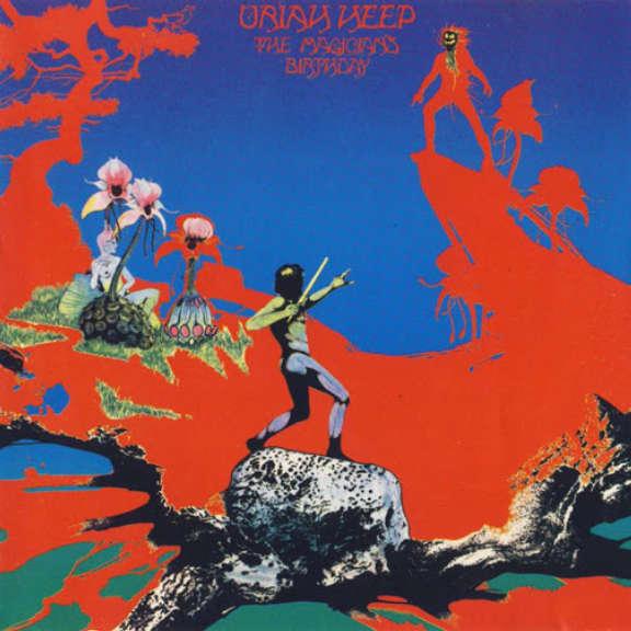 Uriah Heep The Magician´s Birthday LP 2015