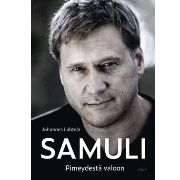 Samuli Edelmann & Johannes Lahtela Samuli. Pimeydestä Valoon Oheistarvikkeet 2021