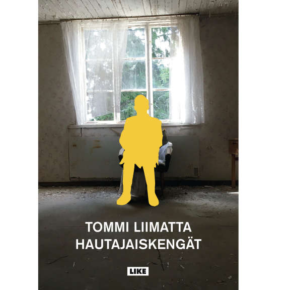 Tommi Liimatta Hautajaiskengät Oheistarvikkeet 2021
