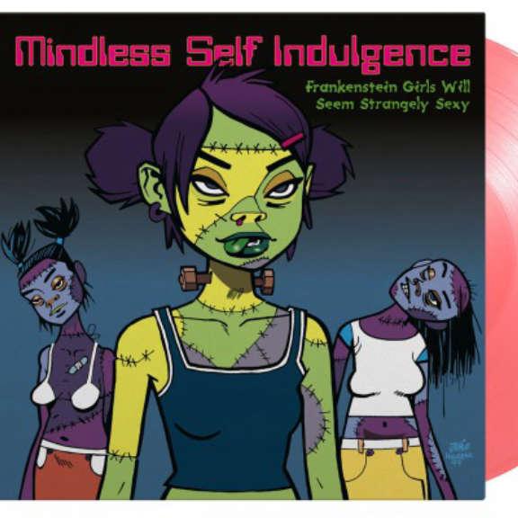 Mindless Self Indulgence Frankenstein Girls Will Seem Strangely Sexy (coloured) LP 2021
