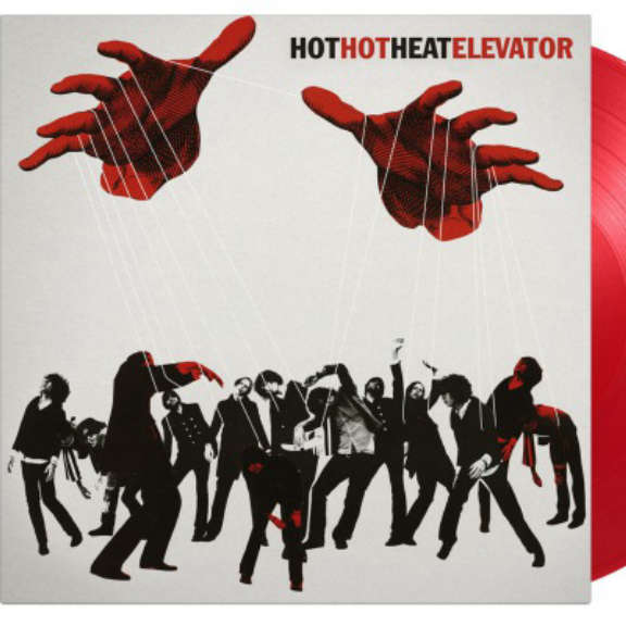 Hot Hot Heat Elevator (coloured) LP 2021