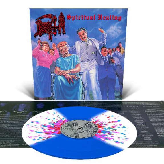 Death Spiritual Healing (coloured) LP 2021
