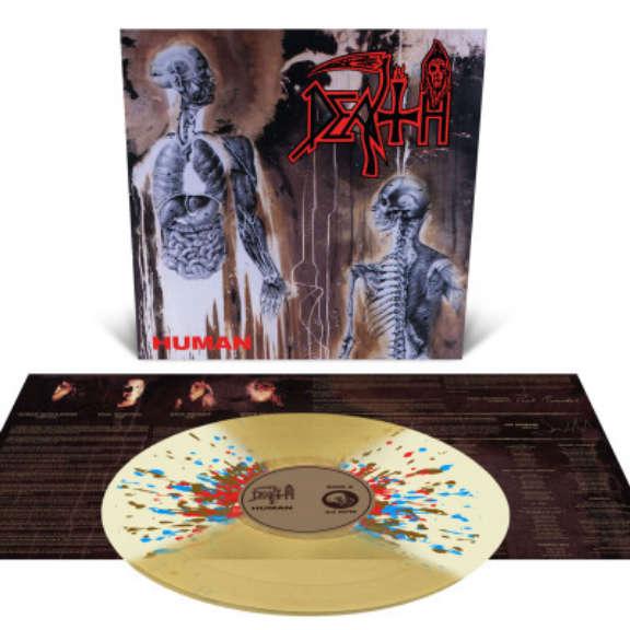 Death Human (coloured) LP 2021