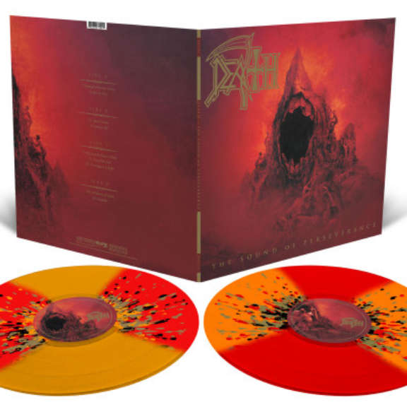 Death The Sound Of Perseverance (coloured) LP 2021
