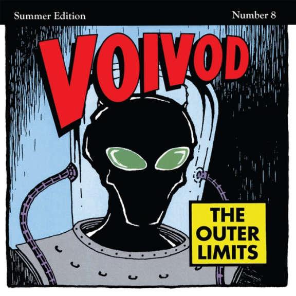 Voivod Outer Limits (coloured) LP 2021