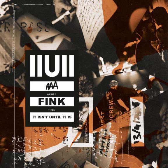 Fink Iiuii (black) LP 2021