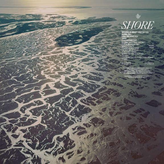 Fleet Foxes Shore (blue) LP 0