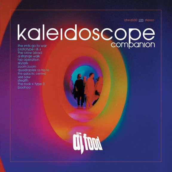DJ Food Kaleidoscope + Kaleidoscope Compani LP 2021