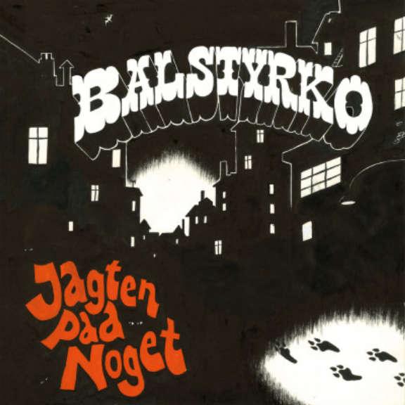 Balstyrko Jagten Paa Noget LP 2021