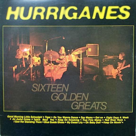 Hurriganes Sixteen Golden Greats (coloured), (RSD 2021, Osa 2) LP 2021