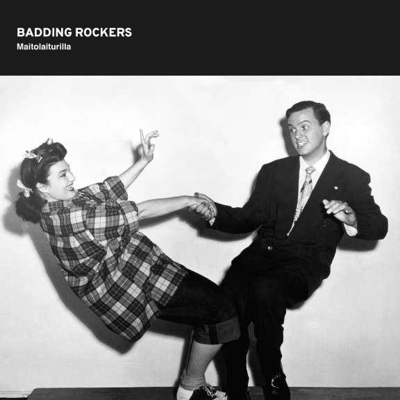 Badding Rockers Maitolaiturilla / Kaipaan Sinua (RSD 2021, Osa 2) 7 tuumainen 2021