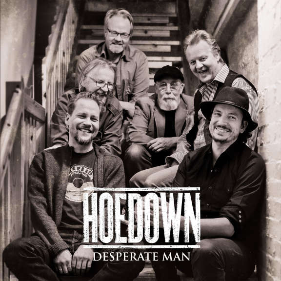 Hoedown Desperate Man / On the Same Side (RSD 2021, Osa 2) 7 tuumainen 2021