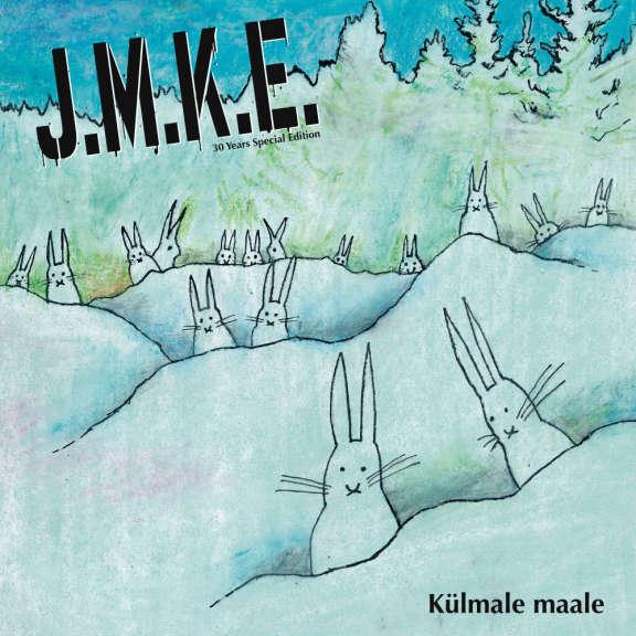 JMKE Kylmälle maalle (coloured) LP 2021