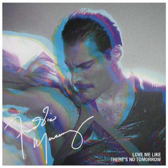 Freddie Mercury Love Me Like There's No Tomorrow (coloured) (RSD 2021, Osa 2) 7 tuumainen 2021