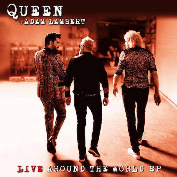 Queen + Adam Lambert Live Around The World (RSD 2021, Osa 2) LP 2021