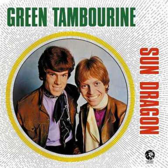 Sun Dragon Green tambourine (coloured) (RSD 2021, Osa 2) LP 2021