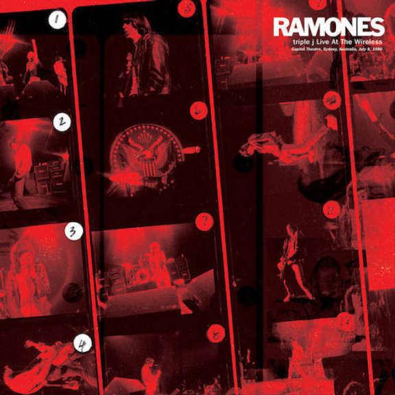 Ramones Triple J Live at the Wireless Capitol Theatre (RSD 2021, Osa 2) LP 2021